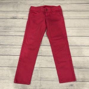 lilly pulitzer worth skinny mini jeans